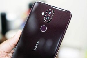 Nokia 8.1 giảm giá 'sập sàn'