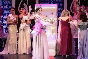 New Zealand có Hoa hậu Hoàn vũ nhiều tuổi nhất trong lịch sử