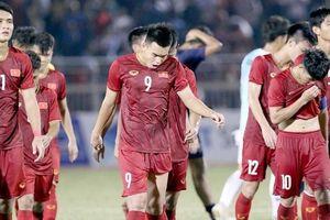 Tuyển trẻ thua liểng xiểng, bóng đá Việt hổng lớp kế cận?