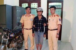 Bắt nam thanh niên gây tai nạn chết người rồi bỏ trốn