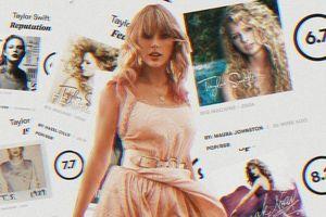 Trước thềm Lover được ra mắt, Pitchfork bất ngờ 'khai bút' chấm điểm 5 album trước đó của Taylor Swift