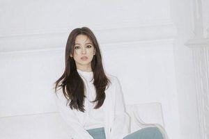 Knet phản ứng trước bộ ảnh của Song Hye Kyo sau ly hôn