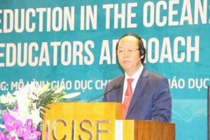 Hội thảo 'Giảm thiểu tác hại của rác thải nhựa vào đại dương: Mô hình giáo dục cho các nhà giáo dục'