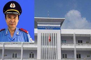 'Dọa nạt' cấp dưới, một Phó chánh Thanh tra Sở Giao thông Vận tải bị cảnh cáo