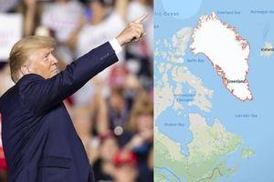 Ông Trump thừa nhận muốn mua Greenland, Đan Mạch nói 'ý tưởng kỳ lạ'