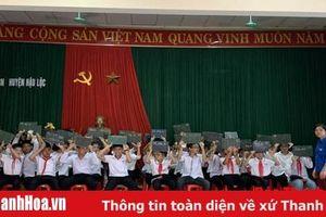 Huyện Hậu Lộc: Tổ chức Hội thi rung chuông vàng tìm hiểu 50 năm thực hiện Di chúc Chủ tịch Hồ Chí Minh tại 27 xã, thị trấn