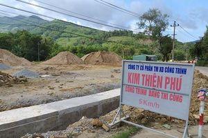 Chính quyền huyện ở Quảng Nam tạm ứng 'quá tay' cho doanh nghiệp 23 tỷ đồng