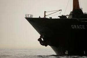 Siêu tàu Grace 1 của Iran rời Gibratar trong đêm