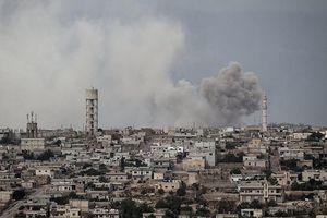 Quân đội Syria tấn công Idlib, phe nổi dậy tổn thất nặng nề