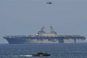 Mỹ khẳng định tiếp tục tuần tra tại Biển Đông