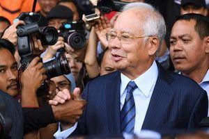 Tòa án Malaysia hoãn phiên tòa 1MDB liên quan tới cựu Thủ tướng Najib