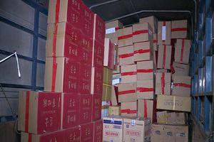 Lộ đường dây buôn lậu bánh trung thu siêu lợi nhuận