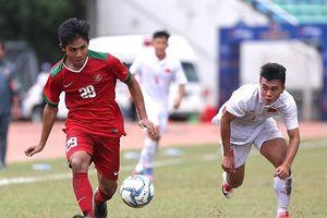 Video trực tiếp U18 Myanmar vs U18 Indonesia, tranh hạng ba U18 Đông Nam Á 2019