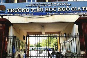 Hải Phòng: Giáo viên thu hơn 600 triệu đồng tài trợ, UBND yêu cầu nghiêm túc kiểm điểm, rút kinh nghiệm