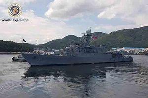Philippines nhận tàu chiến lớp Pohang do Hàn Quốc tặng