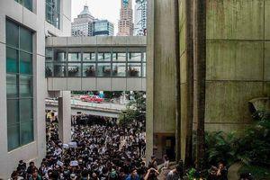 Nhân viên lãnh sự quán Anh ở Hong Kong 'bị bắt tại Trung Quốc'
