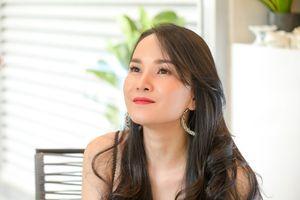 Thu Ngọc Mây Trắng: 'Sau ly hôn, tôi lạnh lùng hơn trong tình yêu'