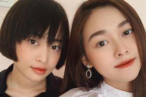 Á hậu Tường San đăng ảnh chị gái nhan sắc không kém cạnh
