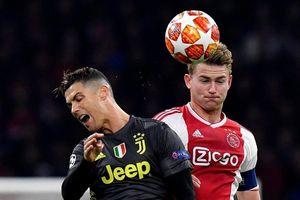 'Juventus mua Ronaldo và De Ligt để vô địch Champions League'