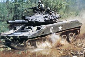Vì sao xe tăng hạng nhẹ 'khủng' nhất Mỹ thảm bại ở Việt Nam?