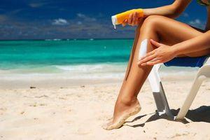Những vùng da cần chống nắng nhưng thường bị bỏ quên