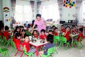 Giữ vững chất lượng nuôi dạy trẻ