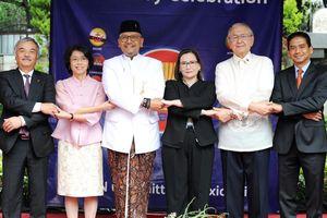 Kỷ niệm trọng thể 52 năm thành lập ASEAN tại Mexico