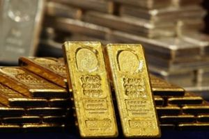 Giá vàng thế giới rời mốc 1.500 USD/ounce