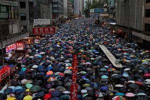 Global Times: Mỹ không thể ảnh hưởng tới quyết định của Trung Quốc về Hong Kong