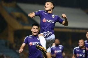 Hà Nội FC thắng nghẹt thở tại bán kết liên lục địa AFC Cup 2019
