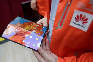 Huawei Mate X sẽ có chip Kirin 990