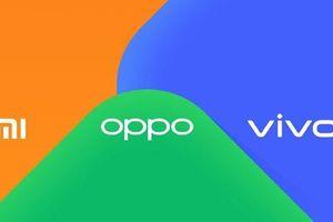 Xiaomi, Oppo và Vivo bắt tay phát triển tính năng chuyển dữ liệu siêu tốc như AirDrop