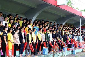 Sân chơi phong trào đông khán giả hơn cả V-League