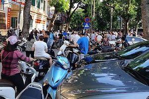Đảm bảo an toàn giao thông, chống ùn tắc khu vực cổng trường học