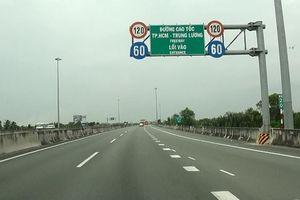 Cao tốc TP.HCM - Trung Lương được đề xuất thu phí trở lại