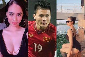 Hotgirl vướng tin đồn hẹn hò với Quang Hải nói gì?
