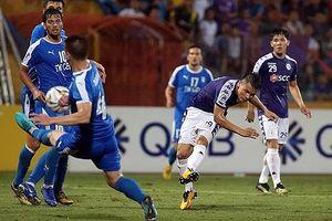Quang Hải lập cú đúp, Hà Nội FC thắng ngược Altyn Asyr ở AFC Cup