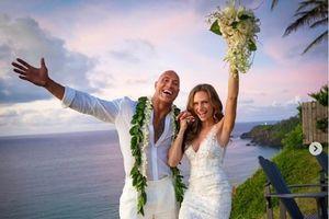 Ngôi sao 'Fast & Furious' tổ chức đám cưới lãng mạn với bạn gái 12 năm