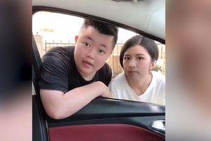 Cười rung rốn với cách anh chàng bắt xe đưa bạn gái đi sân bay miễn phí