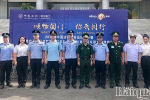 Lưu ý đối với người và phương tiện xuất nhập cảnh qua biên giới Việt-Trung