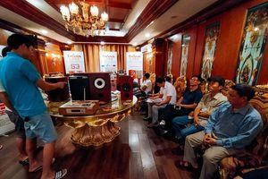 ThivanLabs tổ chức gặp mặt, chia sẻ về những sản phẩm loa, Ampli đèn tại Hà Nội