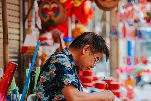 Hàng 'made in Việt Nam' tìm lại thời oanh liệt trên phố Trung thu Hà Nội