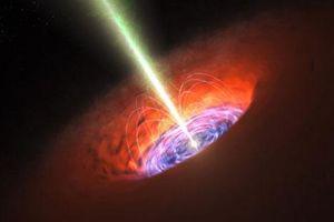 Hiện tượng lạ: Hố đen siêu nặng giữa Dải Ngân hà phát sáng bất thường
