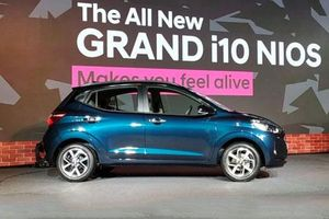 Hyundai Grand i10 2020 trình làng, giá rẻ bất ngờ
