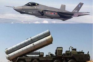 'Song kiếm hợp bích' giữa chiến cơ F-35 Mỹ và 'rồng lửa' S-400 Nga?