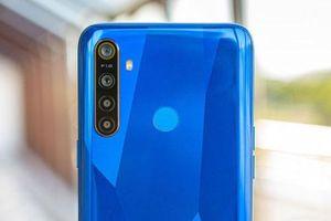 Realme ra mắt smartphone 4 camera sau, chống nước, pin 5.000 mAh, cấu hình tốt, giá rẻ bất ngờ