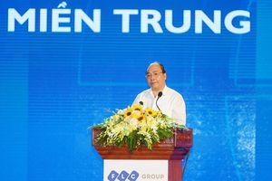 Thủ tướng Chính phủ chủ trì Hội nghị Phát triển kinh tế miền Trung