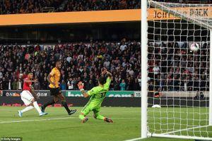 Wolves 1-1 M.U: 'Quỷ đỏ' bị cầm chân