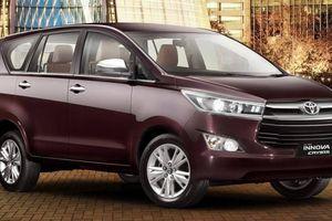 Toyota Innova máy dầu sắp bị khai tử tại Ấn Độ