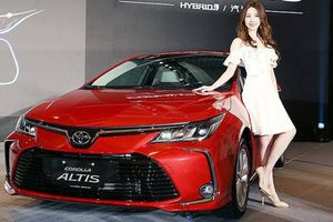 Toyota Altis 2020 chốt ngày ra mắt tại Thái Lan, sắp về Việt Nam?